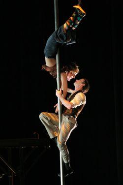 Vertical Tango