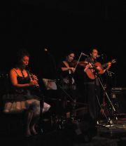 Correo Aereo Trio, with Amy Denio