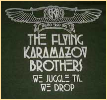 Flying Karamazov Brothers
