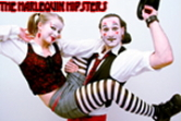 Harlequin Hipsters