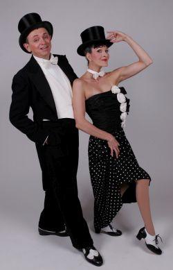 Wayne Doba and Andrea Conway-Doba